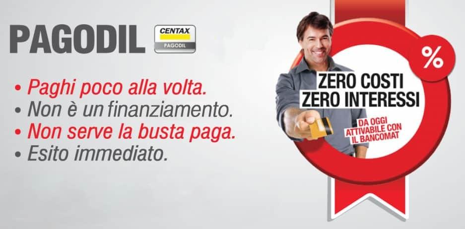 Agevolazioni Centax Pagodil Catania